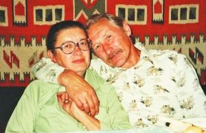 Супруги Калинины