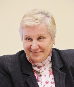 Елена Михайловна Ростунова